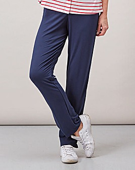 Frankie Straight Leg Trousers Short