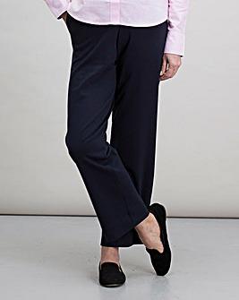 Flora Wide Leg Trousers Short