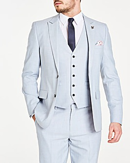 Powder Blue Harry Suit Jacket