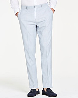Powder Blue Harry Suit Trousers