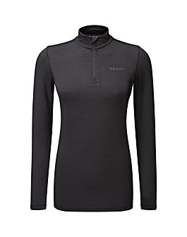 Tog24 Fixby Womens Thermal Zip Neck