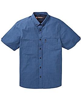 Ben Sherman Classic Gingham Shirt Long