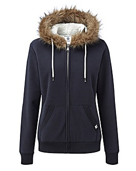 Tog24 Clough Womens Sherpa Lined Hoody