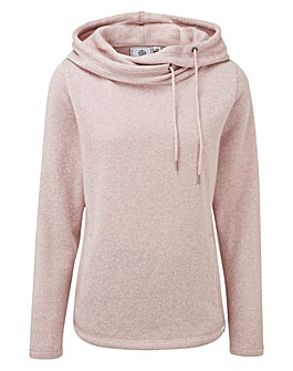 Tog24 Tunstall Womens Knitlook Fleece