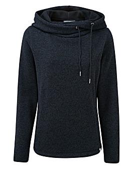 Tog24 Tunstall Womens Knitlook Fleece