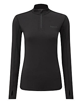Tog24 Snowdon Womens Thermal Zip Neck