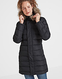 Tog24 Yeadon Womens Long Padded Jacket