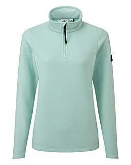 Tog24 Shire Womens Fleece Zipneck