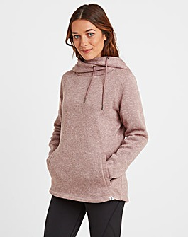 Tog24 Acer Womens Knitlook Hoody
