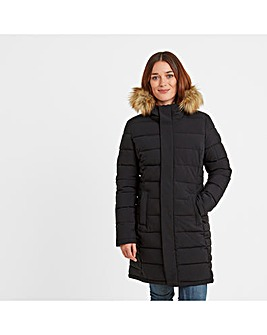 Tog24 Firbeck Womens Long Padded Jacket