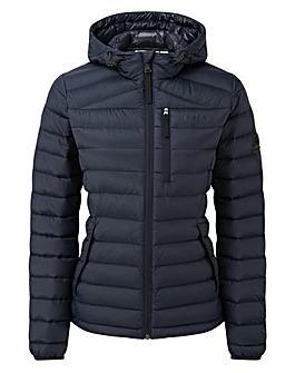 Tog24 Drax Womens Hooded Down Jacket