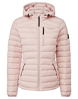Tog24 Drax Womens Hooded Down Jacket