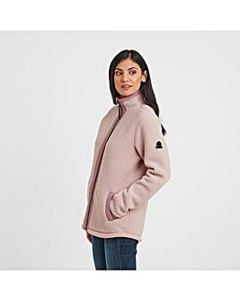 Tog24 Flores Womens Fleece Zip Neck