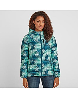 Tog24 Drax Womens Print Down Jacket