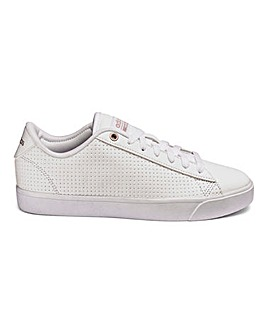 ADIDAS DAILY QT CLEAN TRAINERS