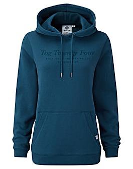 Tog24 Pearson Womens Fleece Zip Neck