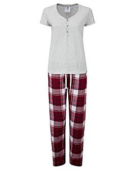 Tog24 Snuggle Womens Pyjama Set