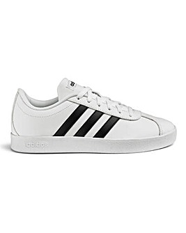 adidas VL Court Lace Up Trainers