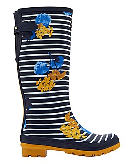 Joules Tall Wellies Standard D Fit