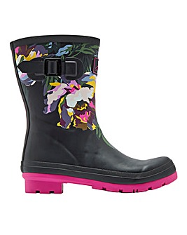 Joules Mid Wellies Standard D Fit