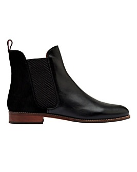 Joules Leather Westbourne Boot D Fit