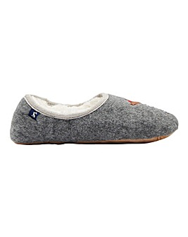 Joules Mule Slippers D Fit