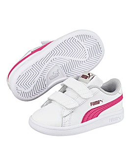 Puma Smash v2 L Infant Trainers