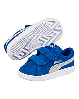 Puma Smash V2 Suede Trainers