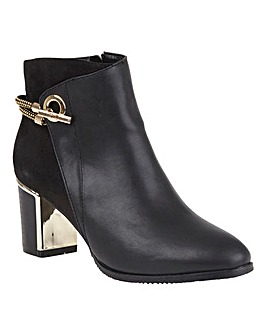 Lotus Honey Ankle Boots D Fit