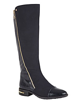 Lotus Pontal High Leg Boots D Fit