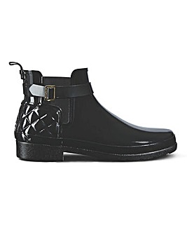 Hunter Refined Gloss Welly