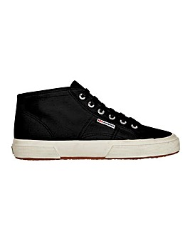 Superga 2754 Lace Up Mid Cut Boots