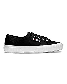 Superga 2750 Lace Up Leather Shoes Standard D Fit