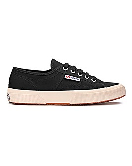 Superga 2750 Classic Cotu Lace Up Leisure Shoes Standard D Fit