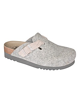 Scholl Amiata Braid Slipper F Fit