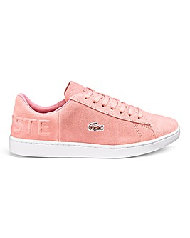 Lacoste Carnaby Evo Lace Up Trainers