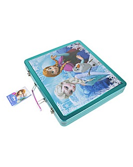 Frozen Creative Art Tin Case 60pcs