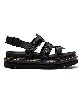 Dr. Martens Yalena Sequin Sandals