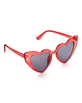 Glamorous Heart Sunglasses