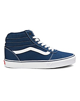 Vans Ward Hi Mens Trainers