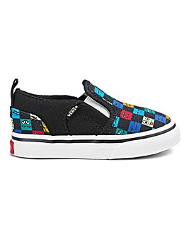 Vans Asher Infant Trainers
