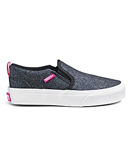 Vans Asher Youth Trainers