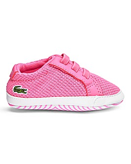 Lacoste L.12.12 Crib Shoes