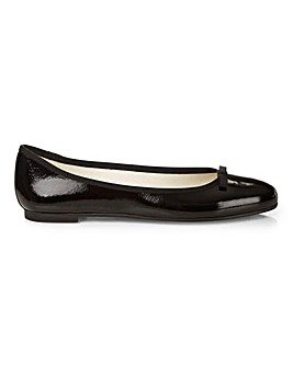 Hobbs Flo Ballerina Shoes Standard D Fit