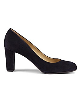 Hobbs Sonia Suede Court Shoes