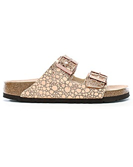 Birkenstock Arizona Stone Two Bar Mule