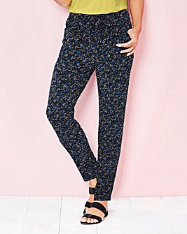 Julipa Floral Print Trousers 29