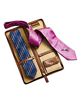 Travel Tie Holder