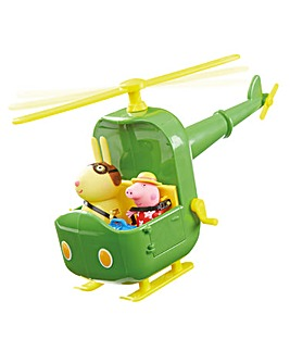 Peppa Pig Holiday Tour Helicopter