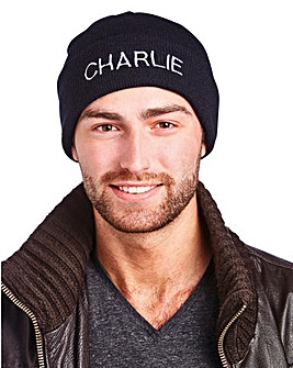 Beanie Hat Personalised